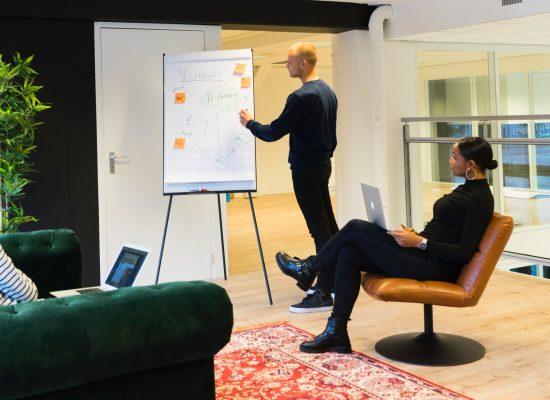 Presentation trainng